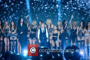 Hozier, Taylor Swift, Ed Sheeran and Ariana Grande