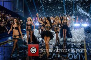 Shots from the Victoria's Secret Fashion Show 2014 runway which saw the Victoria's Secret Angels strut their stuff along with...