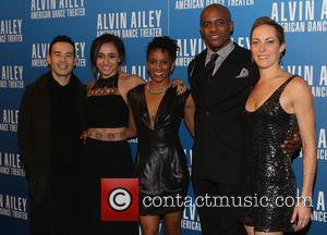 Alvin Ailey and Dancers