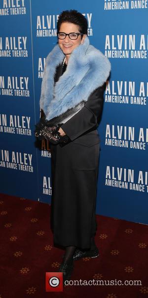 Alvin Ailey and Jody Gottfried Arnhold