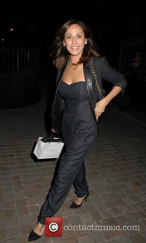 Natalie Imbruglia - Celebrities at Chiltern Firehouse restaurant in Marylebone - London, United Kingdom - Wednesday 3rd December 2014