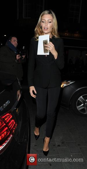 Abbey Clancy - Photographs of a variety of female stars as they arrived at the Ultimate Women of the Year...