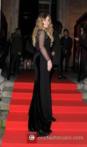 Ella Henderson - Photographs of a variety of female stars as they arrived at the Ultimate Women of the Year...