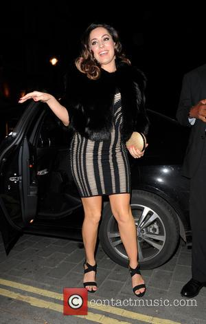 Kelly Brook - Photographs of a variety of female stars as they arrived at the Ultimate Women of the Year...