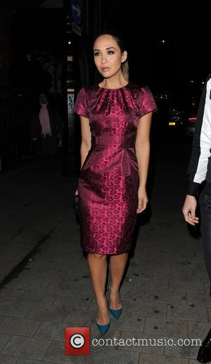 Myleene Klass - Photographs of a variety of female stars as they arrived at the Ultimate Women of the Year...