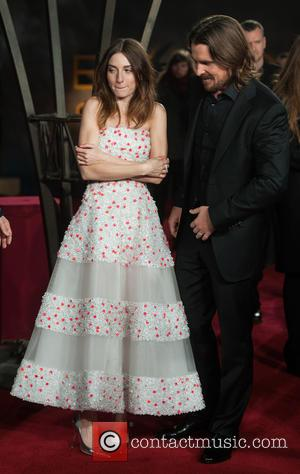 María Valverde and Christian Bale - Photographs of a variety of celebrities as they took to the red carpet for...