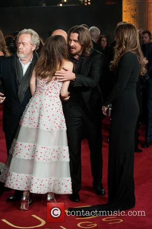 María Valverde, Christian Bale and Sibi Blazic - Photographs of a variety of celebrities as they took to the red...