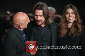 Sir Ben Kingsley, Sibi Blazic, Christian Bale and Exodus