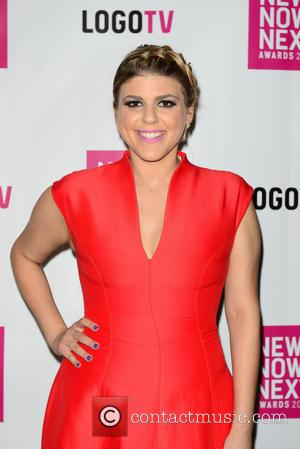 Molly Tarlov - A variety of stars were photographed as they arrived for Logo TV's 2014 NewNowNext Award ceremony which...