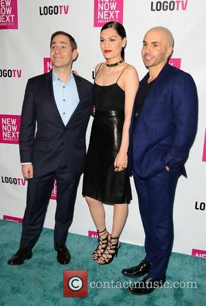 Stephen Friedman, Jessie J and Chris Mccarthy