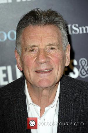 Michael Palin - Michael Palin signs copies of his new book 'Travelling to Work' at Selfridges in London at Selfridges,...