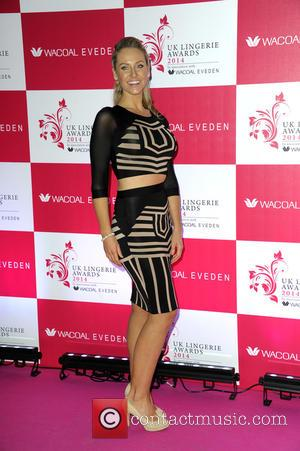 Josie Gibson - UK Lingerie Awards 2014 at  Freemasons Grand Hall - Red Carpet Arrivals at Freemasons Grand Hall,...