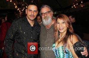 Al Marchesi, Scott Engrotti and Jenna Urban - 4th Annual Holiday Celebration and Toy Drive hosted by Nosotros and Latin...