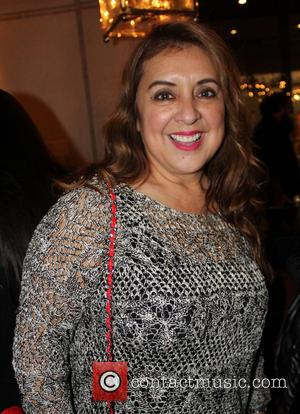 Blanca Valdez - 4th Annual Holiday Celebration and Toy Drive hosted by Nosotros and Latin Heat at W Hotel -...