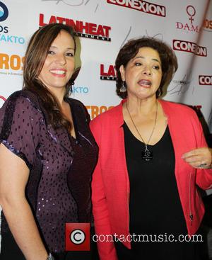 Isabel Echeverry and Bel Hernandez - 4th Annual Holiday Celebration and Toy Drive hosted by Nosotros and Latin Heat at...