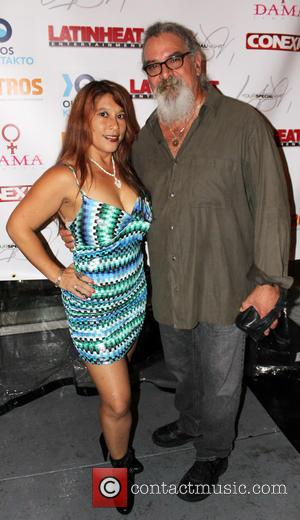 Jenna Urban and Scott Engrotti - 4th Annual Holiday Celebration and Toy Drive hosted by Nosotros and Latin Heat at...