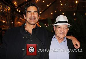 Randy Vasquez and Julio Martinez - 4th Annual Holiday Celebration and Toy Drive hosted by Nosotros and Latin Heat at...