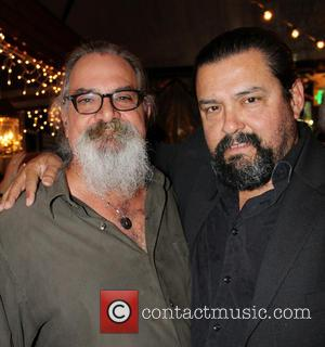Scott Engrotti and Daniel Edward Mora - 4th Annual Holiday Celebration and Toy Drive hosted by Nosotros and Latin Heat...