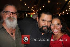 Scott Engrotti, Daniel Edward Mora and Marabina Jaimes - 4th Annual Holiday Celebration and Toy Drive hosted by Nosotros and...