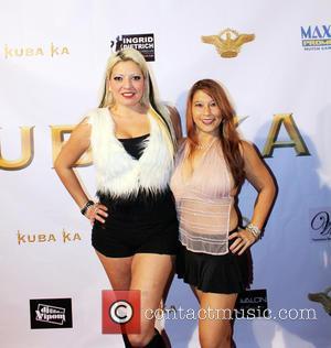 Kuba Ka, Trixie Gynn and Jenna Urban