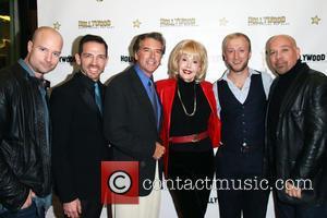 Nate Moore, Mel England, Francine York, Tom Saporito and Jason Stuart