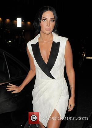Tulisa Contostavlos - Photographs of a variety of female stars as they arrived at the Ultimate Women of the Year...