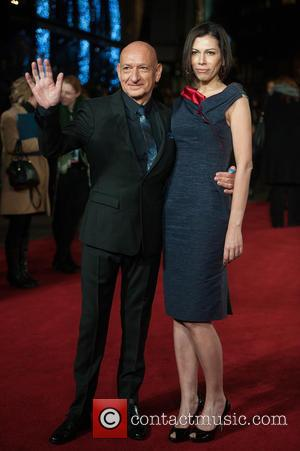 Sir Ben Kingsley, Daniela Lavender and Exodus