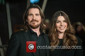 Christian Bale and Guest - Photographs of a variety of celebrities as they took to the red carpet for the...