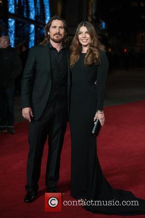 Christian Bale, Sibi Blazic and Exodus