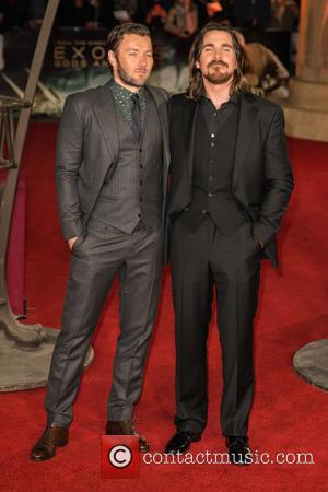 Christian Bale and Joel Edgerton - Photographs of a variety of celebrities as they took to the red carpet for...