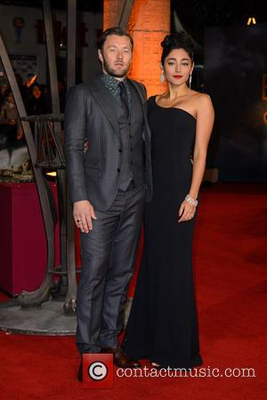 Joel Edgerton and Golshifteh Farahani - Photographs of a variety of celebrities as they took to the red carpet for...