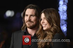Christian Bale and Sibi Blazic - Photographs of a variety of celebrities as they took to the red carpet for...