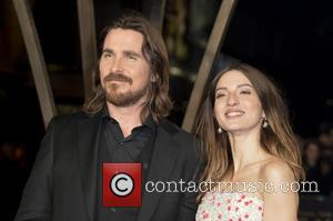 Christian Bale and Valverde - Photographs of a variety of celebrities as they took to the red carpet for the...
