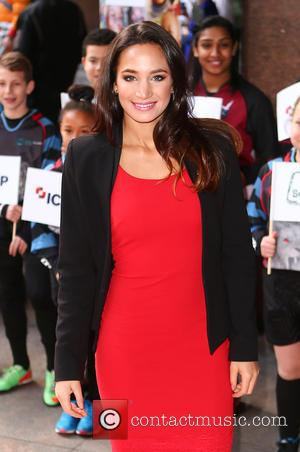 Laura Wright - Celebrities attend the ICAP Charity Trading Day in London - London, United Kingdom - Wednesday 3rd December...