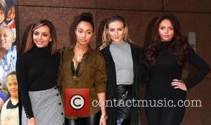 Jesy Nelson, Perrie Edwards, Leigh-anne Pinnock, Jade Thirlwell and Little Mix