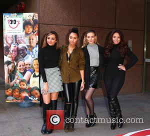 Little Mix, Jade Thirlwell, Leigh-anne Pinnock, Perrie Edwards and Jesy Nelson