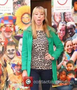 Sara Cox - Celebrities attend the ICAP Charity Trading Day in London - London, United Kingdom - Wednesday 3rd December...