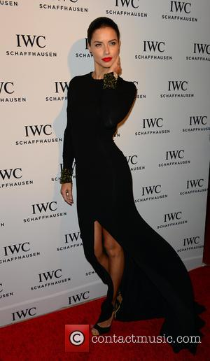 Adriana Lima - IWC Schaffhausen celebrates 'Timeless Portofino' Gala Event during Art Basel Miami Beach at W Hotel South Beach...