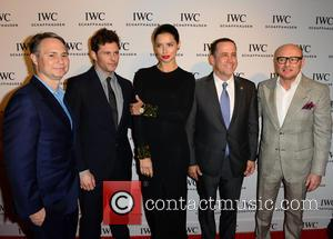 Jason Binn, James Marsden, Adriana Lima, Philip Levine and Georges Kern