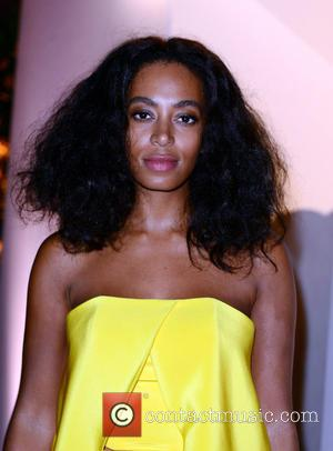 Solange Knowles Named New Face Of Elevenparis