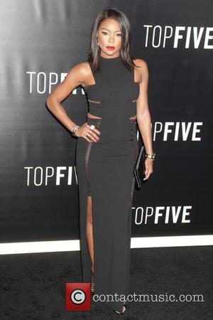 Gabrielle Union - New York premiere of 'Top Five' at the Ziegfeld Theater - Arrivals at Zeigfeld Theater - New...