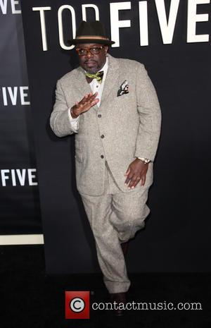 Cedric the Entertainer - Photographs of a variety of stars as they arrived for the the New York premiere of...