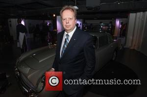 Aston Martin, Andy Palmer and Bond