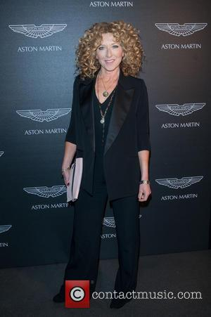 Kelly Hoppen - Aston Martin: 50 Years of Bond held at the London Film Museum Covent Garden. - London, United...