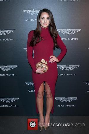 Aston Martin, Roxie Nafousi and Bond
