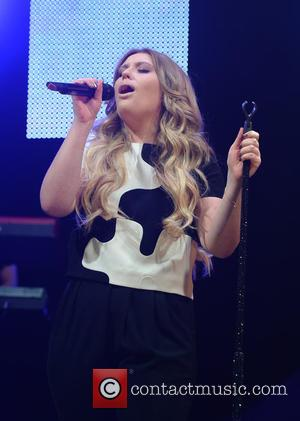Ella Henderson - Key 103 Christmas Live at the Manchester Arena at Manchester Arena - Manchester, United Kingdom - Thursday...