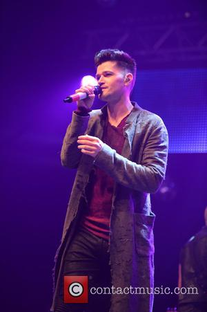 The Script - Key 103 Christmas Live at the Manchester Arena at Manchester Arena - Manchester, United Kingdom - Thursday...