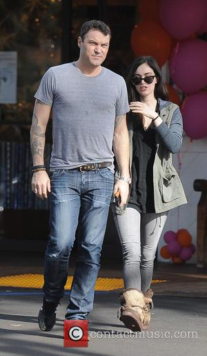Megan Fox And Brian Austin Green Step Out After Baby News