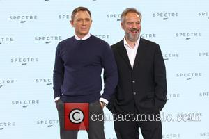 Sam Mendes and Daniel Craig - The launch of new James Bond film, Spectre  - Arrivals - London, United...