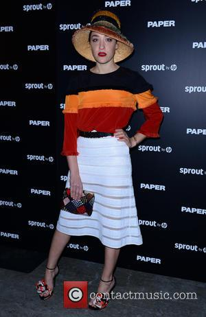 Mia Moretti - Shots of a host of stars as they arrived at the Paper Magazine Sprout By HP DKNY...